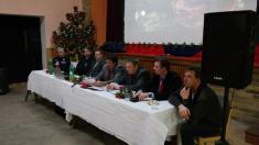 Vánoční zasedání zastupitelstva