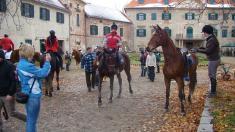 Hubertova jízda 2012 - Litenčice