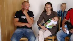 Vítání občánků do života - Litenčice 2012