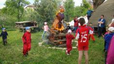 Pálení čarodějnic 2011 - 30.4.2011