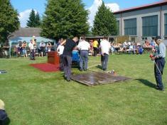 Memorial Pavlů Měrkových v požárním útoku 2009