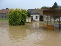 Povodně 2008