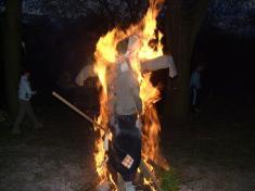 Pálení čarodějnic 2008