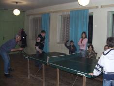 Turnaj stolní tenis 2008