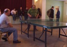 Turnaj stolní tenis 2007