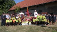 Výročí 120 let hasiči